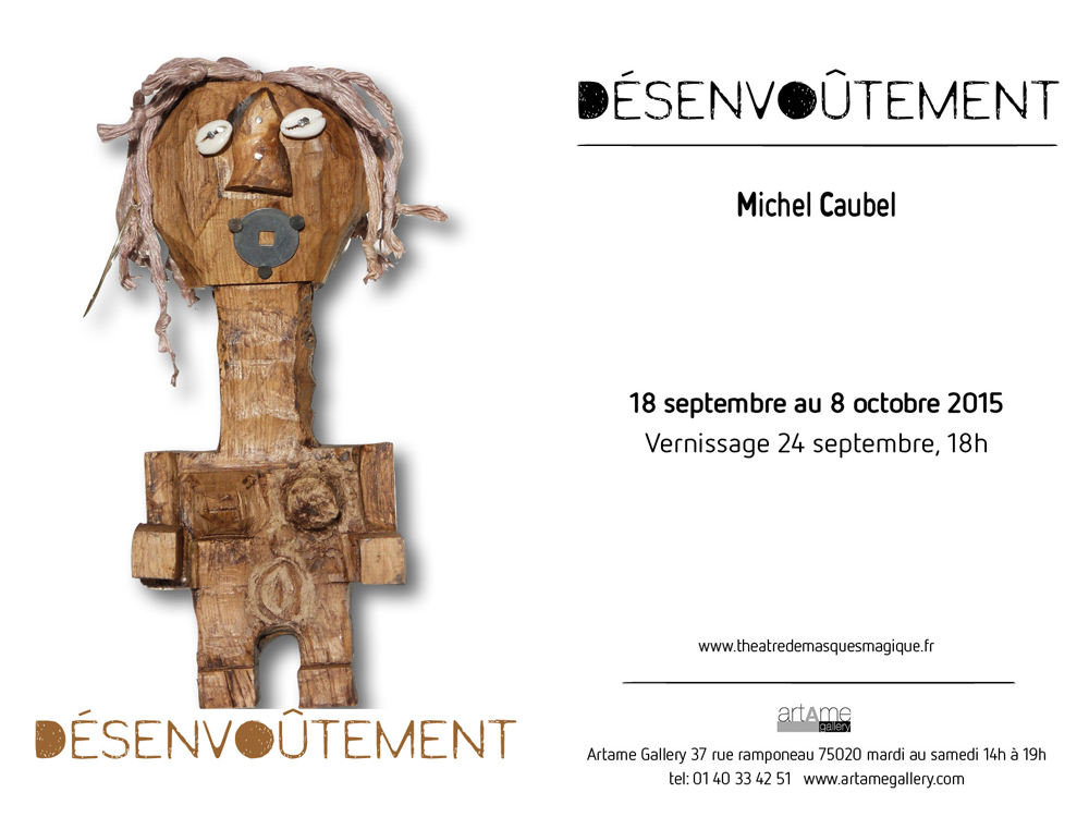 Exposition Michel Caubel